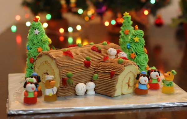 Khám phá những món ngon trong ngày Giángsinh
